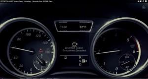 attention assit car panel US